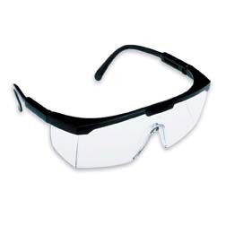 North Safety Squire Safety Eyewear, Model T16055S, Each