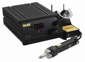 PACE ST 115 Digital SensaTemp Desoldering Station - ST 115 115V A00, Model 30138-378, Each of 5