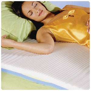 "The Contour Cloud Mattress Pad. Size: King, 72""W x 76""L x 2.25""H - Model 56301504"