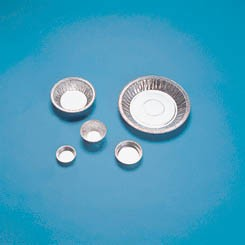VWR Disposable Aluminum Weighing Dishes, Model 25433-016, Pack of 100