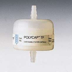Whatman Polycap TF Disposable Filter Capsules - Polycap 75 TF, Model 6710-7502, Each