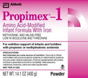 Abbott Propimex -1 Oral Supplement, Unflavored 14.1 oz., Each - Model 51132