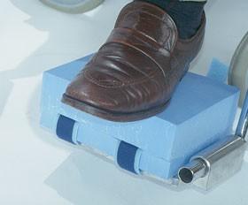 Alimed Footrest Elevation Kit - Foot Elevator Kit A, Each - Model 8325