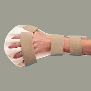 Rolyan Anti-Spasticity Ball Splint - Small Left - Model 79740102