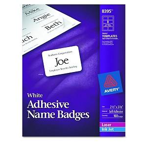 avery dennison inkjet business card label ij slfadh nmebdg we