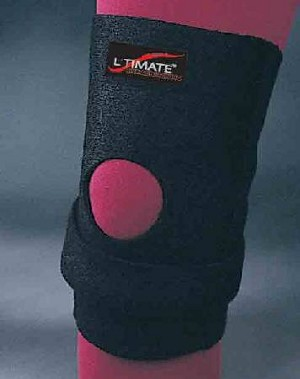 Bird & Cronin L'TIMATE Knee Brace, X-Large Strap Closure 16 to 18 Inch Circumference 9 Inch, Each - Model 8145445