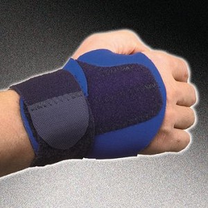 Clutch Wrist Support, Right, Small - Item #081505551