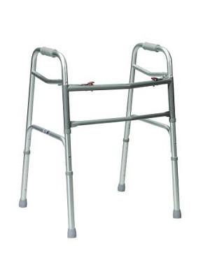 Drive Medical Drive Folding Walker Adjustable Height