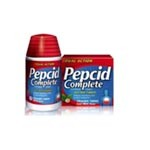 J&J Pepcid Complete Chewable Tablets, Pkg of 50