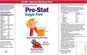 Medical Nutrition Usa Pro Stat 64 Nutritional Supplement Wild
