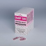Medique Medi-First Cramp Tabs, 250 Pkg of 2