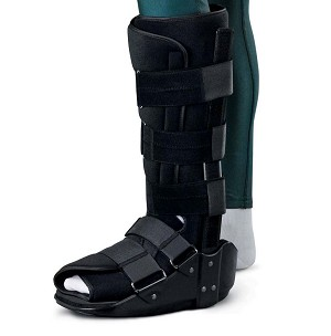 Medline Standard Short Leg Walker - Nonskid, Lg, Each - Model ORT28100L