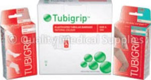Molnlycke Tubigrip Tubular Support Bandage, Cotton, Elastodiene, Polyamide Size C/D, Medium, Each - Model 1473