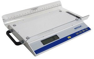 Neonatal/Pediatric Scale with 1 Gram Resolution - Neonate/Pedi, Digital, 45  Lb/20 Kg, Each