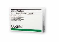 Smith & Nephew OpSite Transparent Dressing, Film 5-1/2 X 10 Inch, Each - Model 4967