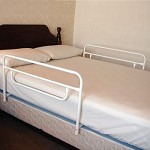 Security Home Bed Rail - Double (2) 30