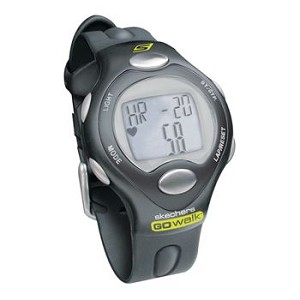 Sketchers Go Walk Fitwatch Heart Rate Monitor - Men's Black - Item #081611953