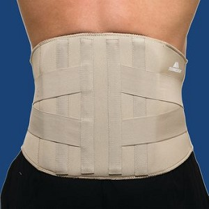 Thermoskin APD Rigid Lumbar Support - Large - Item #081600022