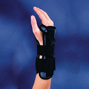 UltraLite Wrist Brace - Left, X-Large - Model 081510544