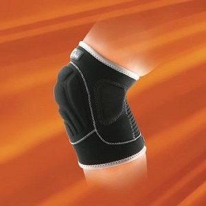 Vulkan Padded Knee Support - XL - Item #081539287