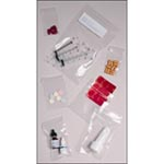 Action Bag Company Ziploc Bags, 4 x 6 - Model 08J510, Pkg of 100