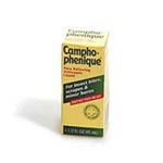 Bayer Campho Phenique Liquid, .75oz - Model 127-5726, Each