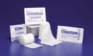 Covidien KERLIX Bandage Rolls, Sterile - Packaged Individually in Soft Pouches