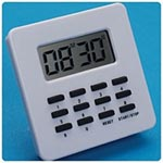 Electronic Timer and Stopwatch, Each