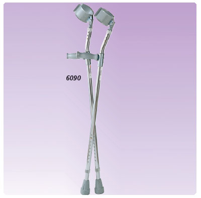 Forearm Crutches. Dimensions: Tall Adult fits 5'0