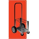 Mada Equipment Company Oxygen Cylinder Cart, Each