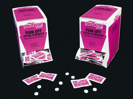 Medique Pain-Off Extra Strength - Model 228-13, 250 Pkg of 2