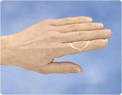 Oval 8 Splints Individual Ring Size: 8 - Model 92728108