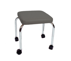 Treatment (Physical Therapy) Stool, Square Top, Specify Color