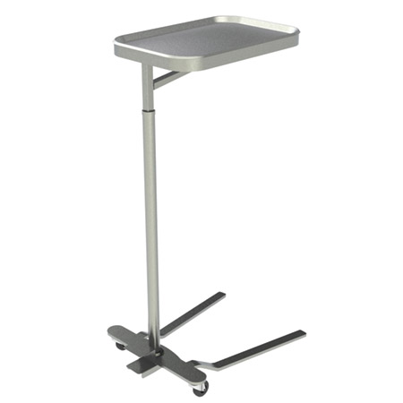 UMF Medical Mayo Instrument Stand - Foot Pedal Adjustment, 13
