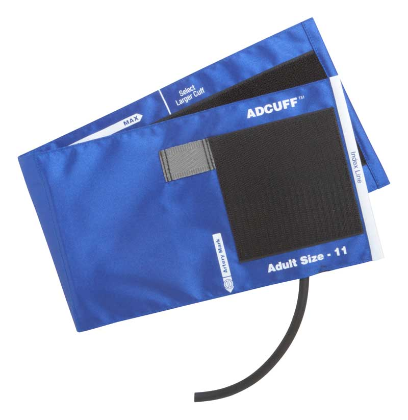 ADC ADC AdCuff - Bag, Bladder, Adult, 1Tube, Lg, Blk, Each - Model 845-11ABK-1