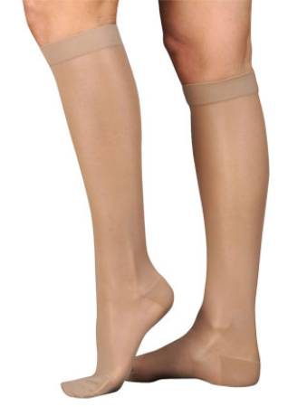 BSN Medical Jobst Compression Stockings, Knee-high X-Large Black - Model 119424