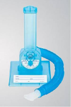CareFusion AirLife Flow Incentive Spirometer, Disposable, Pkg of 20 - Model 1900
