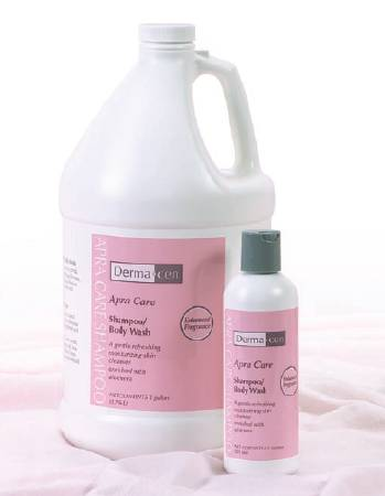 Central Solutions Apra Care Bodywash Shampoo, Gel 1 gal. - Model 23051