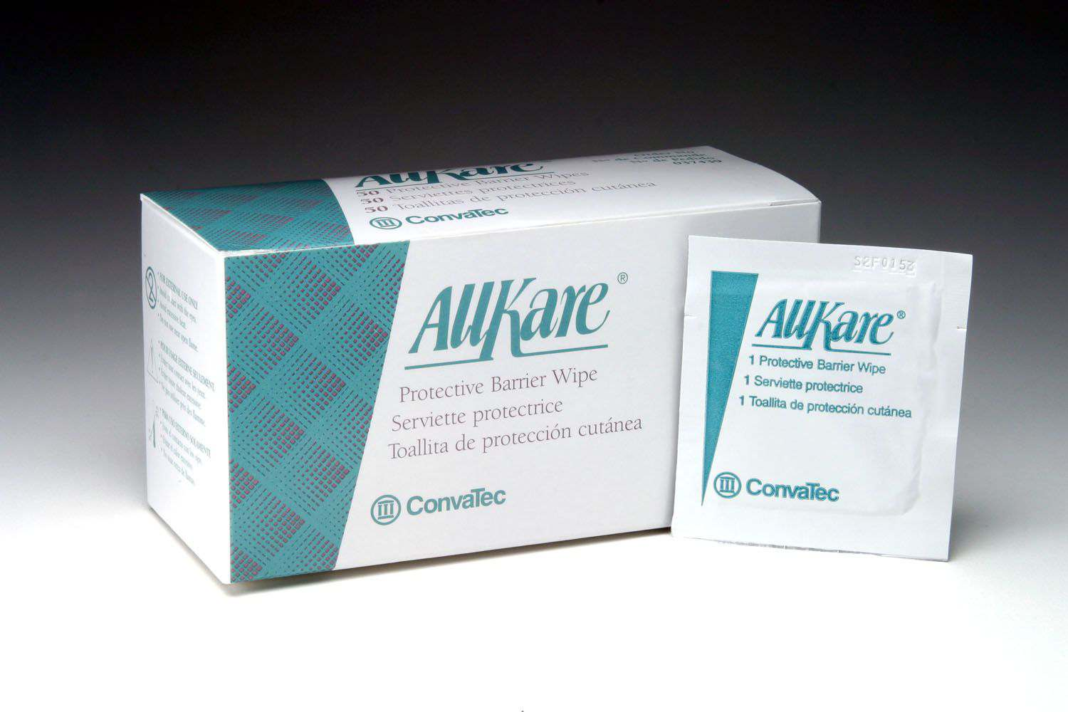 Convatec AllKare Protective Barrier Wipe - All Care, Each - Model 37444