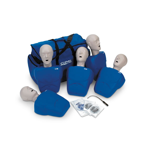CPR Prompt Adult/Child Training Packs b - Manikin, Training And Practive, Pack of 5
