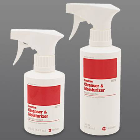 Hollister Restore Cleaner and Miosturizer 8 oz. Spray Bottle, Each - Model 529977