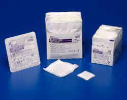 Kendall Curity AMD Antimicrobial Dressing 2 X 2 Inch Sterile, White, Pkg of 2 - Model 2506