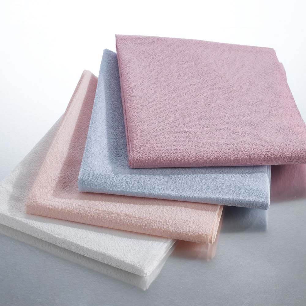 Little Rapids Drape Sheet - Mauve 40