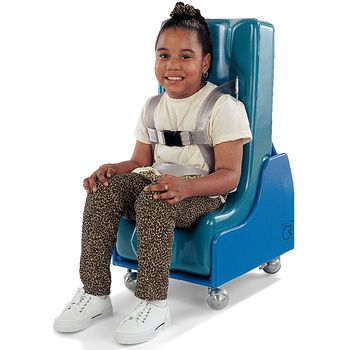 Feeder Seat Mobile Floor Sitter - Extra-Large, for adolescents up to 72