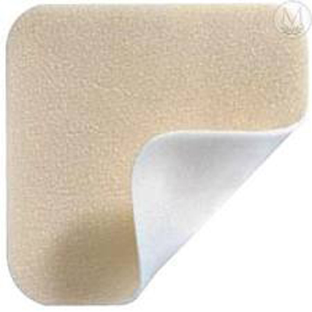 Molnlycke Health Care Mepilex Border Lite Dressing, 4