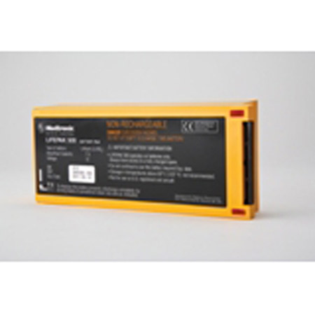 LIFEPAK 500 Replacement Lithium AED Battery - Non Rechargeable - Model 11141-000147, Each