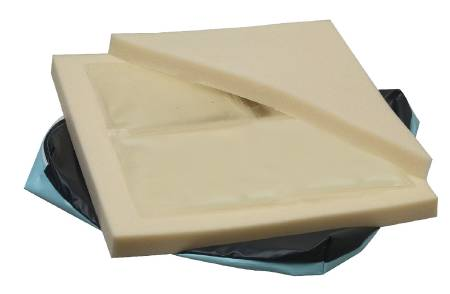 Span America Gel-T Seat Cushion, 18 X 20 X 2-1/2 Inch Gel / Foam, Each - Model 802018-05