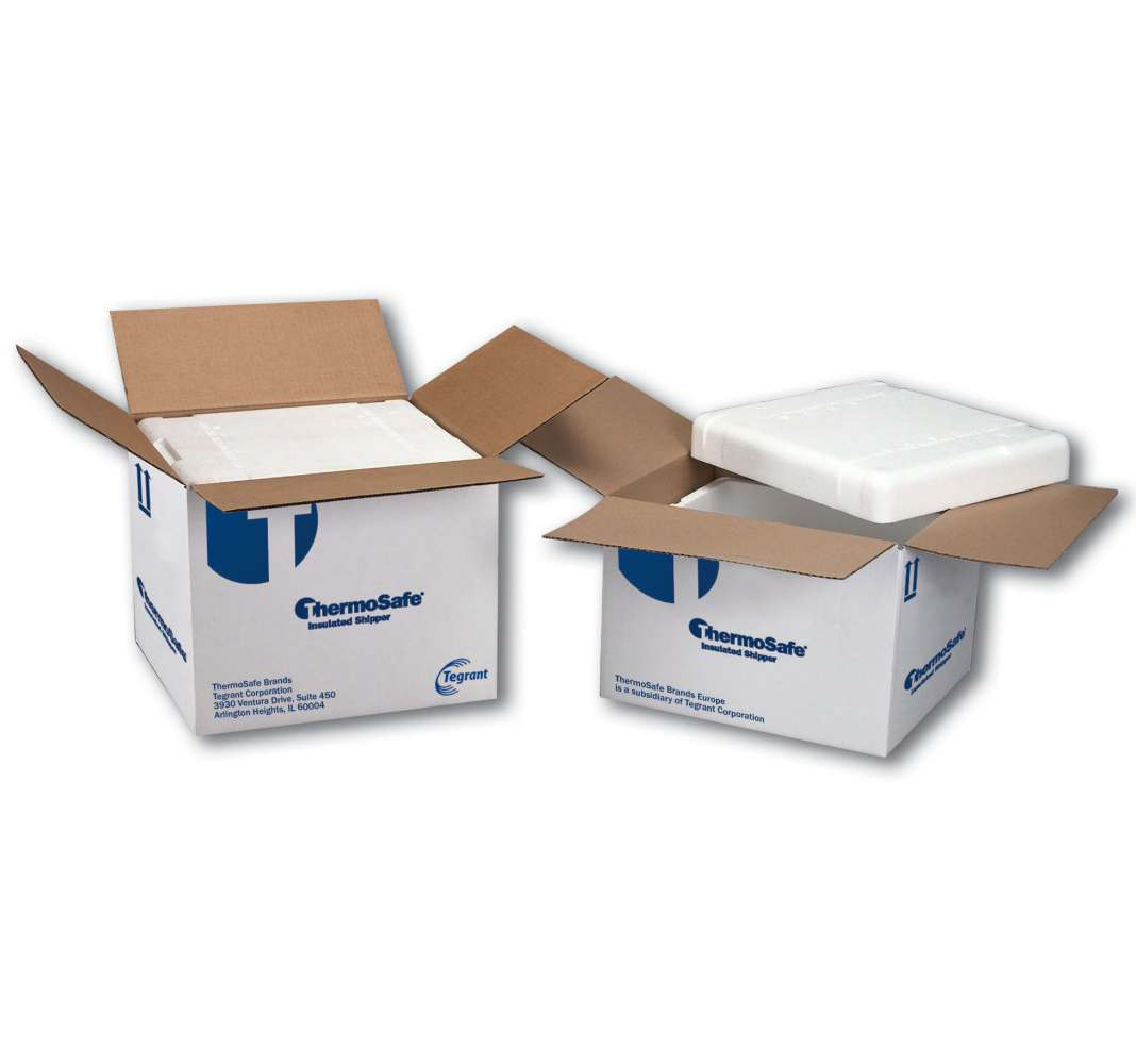 Tegrant BIOMAILER, MULTI PURPOSE, .33CU, Box of 8 - Model 324UPS