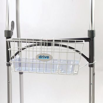 Folding Walker Basket - Item #081531144
