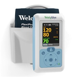 Welch-Allyn Connex Pro Blood Pressure Wall Mount - Connex Pro Bp 3400, Surebp, Each - Model 34XFWT-B